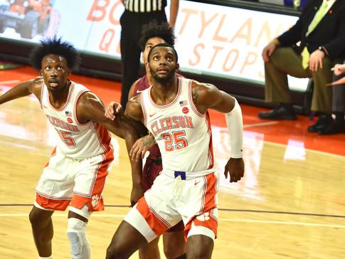 Clemson Forward Makes NBA Decision