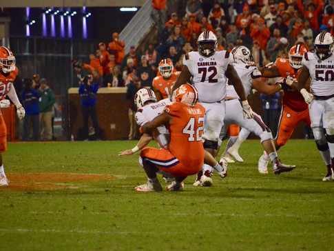Wilkins Earns Campbell Trophy As Nation's Top Football Scholar-Athlete