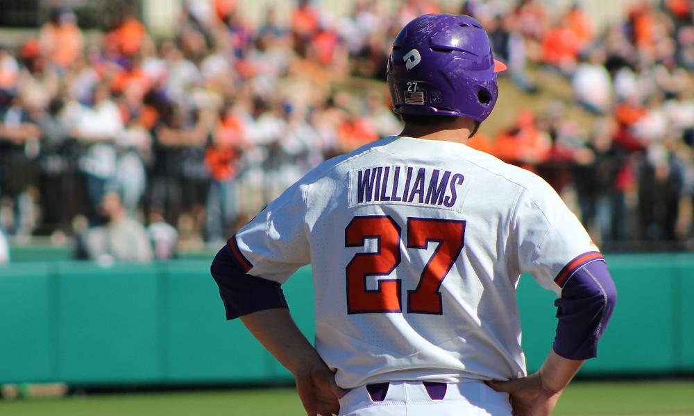 #27 - Chris Williams, C/1B