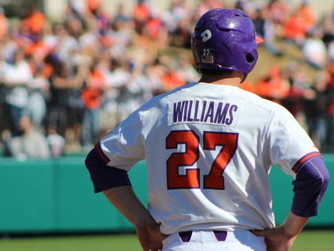 Clemson Wins the Series at Louisville in Game 1 of Sunday Doubleheader