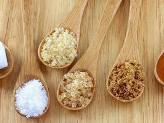 Menos açúcar mais saúde