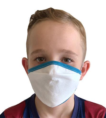 Mascarilla Higienica de Proteccion Reutilizable (6-9 anos)