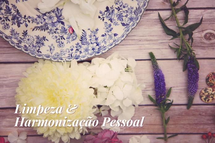 Na Limpeza e Harmonização Pessoal é realizada uma limpeza profunda em cada um dos corpos da pessoa e tem como objetivo auxiliar o ancoramento do propósito de vida.