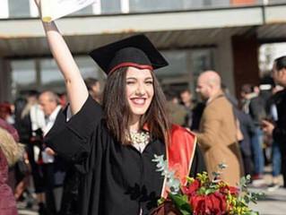 Αποφοίτηση Ελένης Μιχαηλίδου