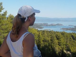 Hiking to Mount Itamos, Sithonia