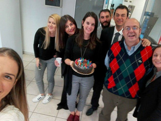 Η Ομάδα του NYC Θεσσαλονίκης γιορτάζει!