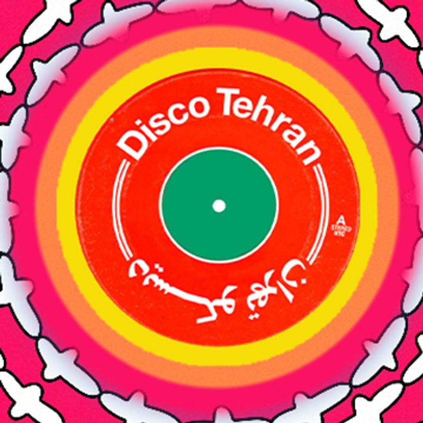 Disco Tehran, digital platforms and community work in the pandemic