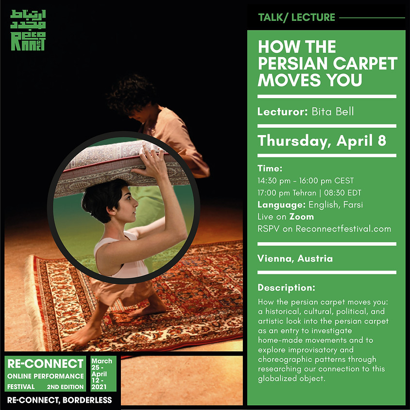 How the persian carpet moves you