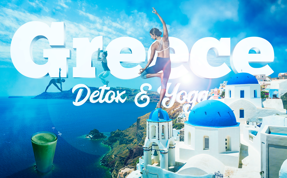 Helenika Travels Greece holiday and detox retreat