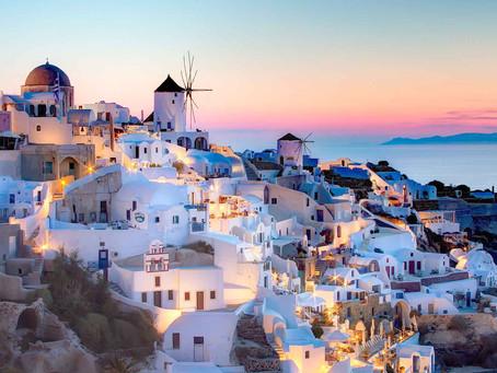 September Detox Retreat in Mykonos Greece
