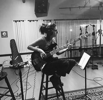 Berklee Studio Session