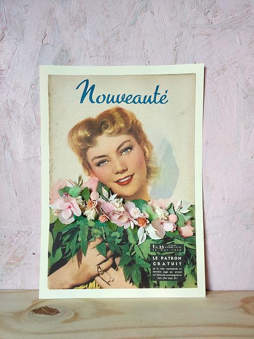 Affiche vintage Simone