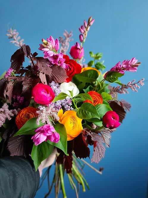Abonnement Bouquet livré