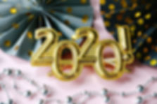 Canva - 2020 eyeglasses with festive pro