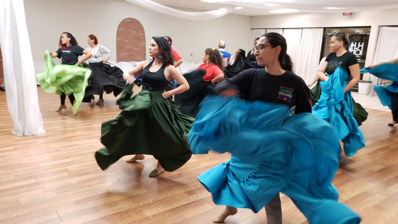 Clases de Baile Presenciales Orlando