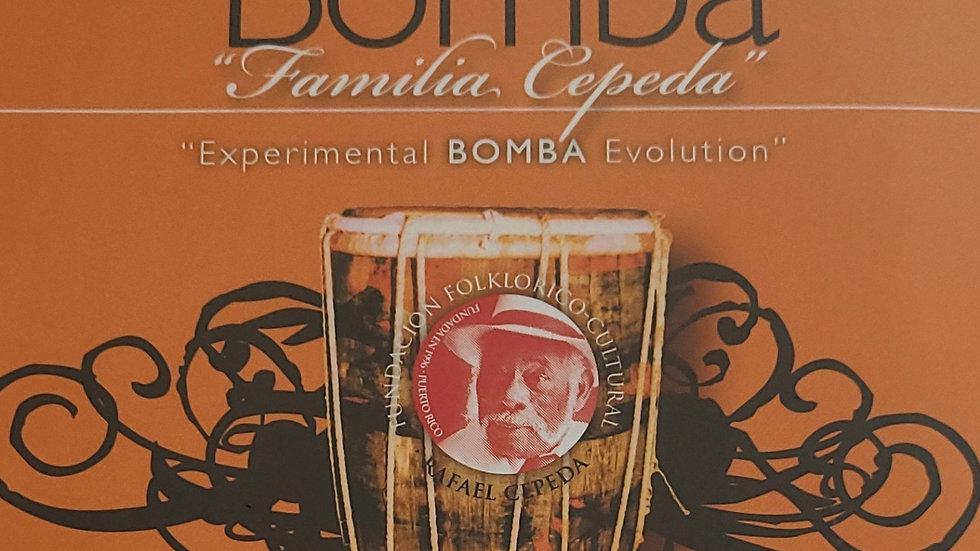 CD- Los Embajadores de la Bomba