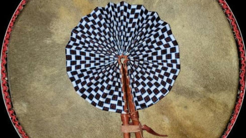 Small Ankara Fan