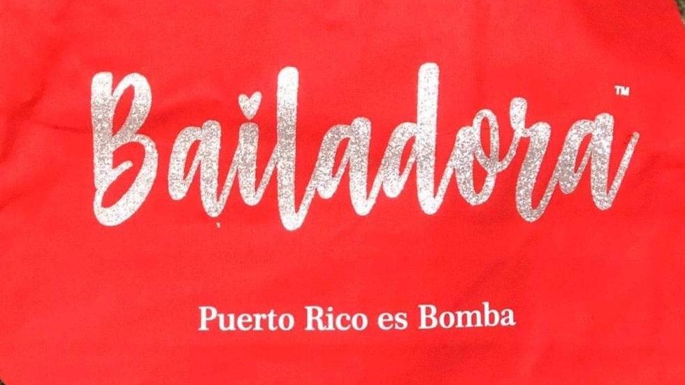 Red Bailadora Bomba Bag