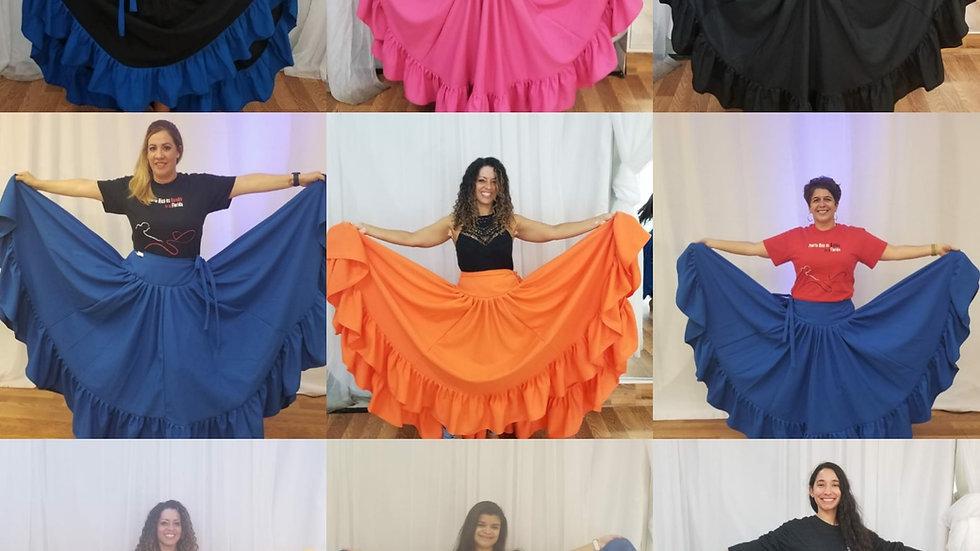 Faldas de Bomba Tata Cepeda