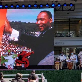 Dr. Martin L. King Jr. Parade Showcase