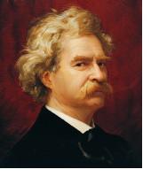 Corn Pone Opinions - by Mark Twain