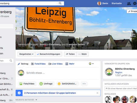 Böhlitz-Ehrenberg-Community
