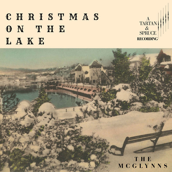 Christmas On The Lake ALBUM COVER