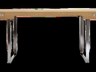 CH110 | skrivebord | Tegnet af Hans J. Wegner i 1970