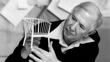 Hans J. Wegner - et geni udi form og funktion