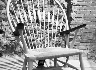 PP550 Påfuglestolen af Hans J. Wegner