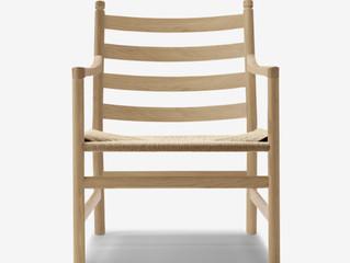CH44 | loungestol af Hans J. Wegner