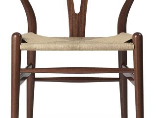Årets limiterede Birthday Edition af Hans J. Wegners CH24 Y-stol i mahogni