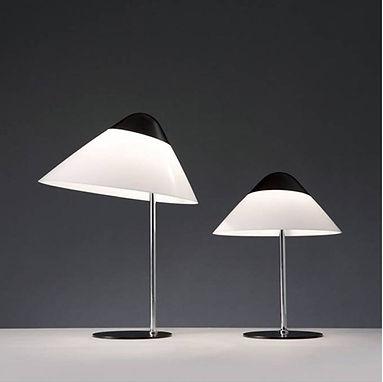 Opala midi og mini bordlampe