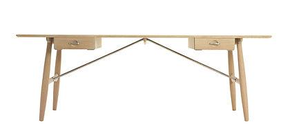 Skrivebordet pp571 - et smukteksepel på mesterlig enkelthed