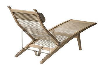 PP-Møbler model  PP524 dækstol - tegnet af Hans J. Wegner