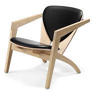 Getama model GE460 Butterfly stol eg sæbe - tegnet af Hans J. Wegner