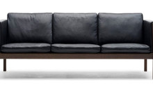 CH163 | En sofa tegnet af Hans J. Wegner