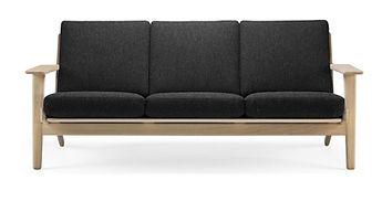 GE290 3 pers. sofa Wegner Getama
