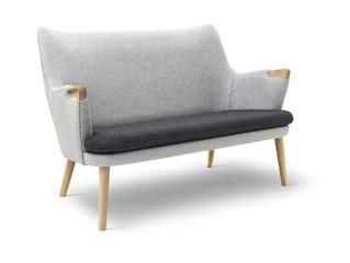 Sublimt håndværk mødes i skulpturelle Wegner-møbler