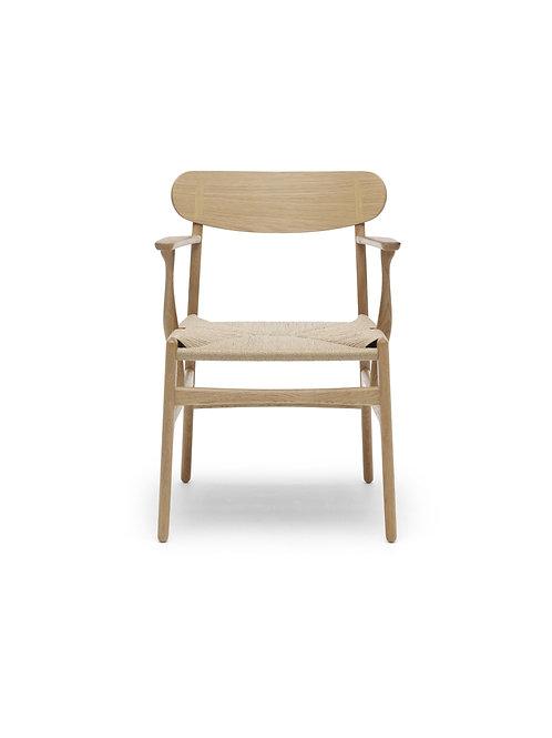 CH26 | stol eg sæbe-naturflet