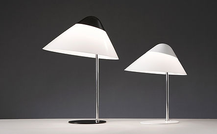 Pandul Hans J. Wegner bordlampe model Opala