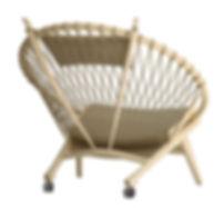 PP-Møbler model PP130 Cirkelstolen - tegnet af Hans J. Wegner