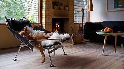PP-Møbler model PP225 Flaglinestolen miljø - tegnet af Hans J. Wegner