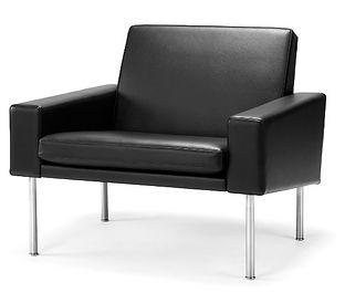 Getama model GE34 tegnet af Hans J. Wegner - her stolen vist fra siden