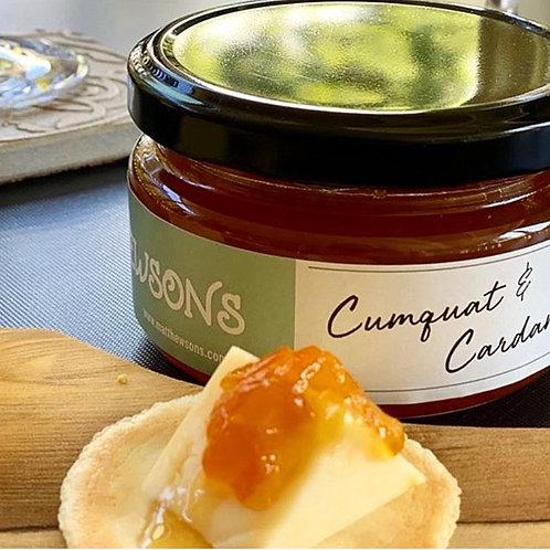 Cumquat & Cardamom Marmalade
