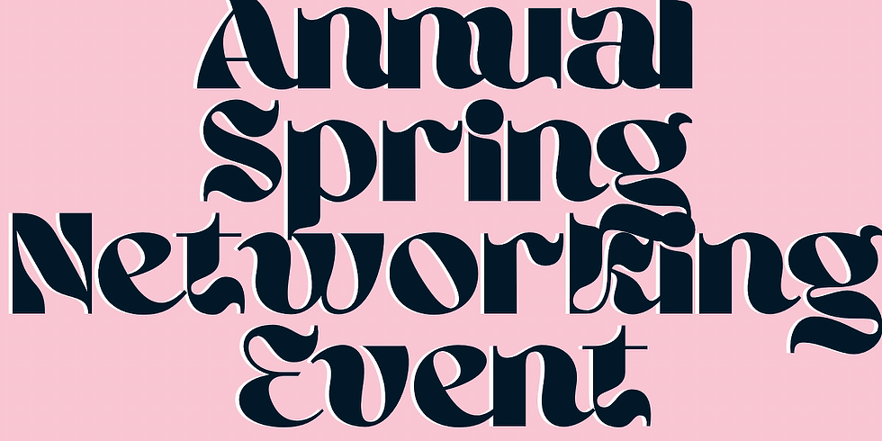 WIB's Annual Spring Networking Event