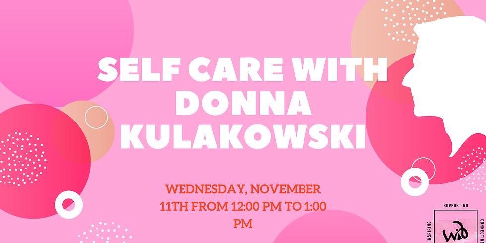 Member Meeting with with Donna Kulakowski