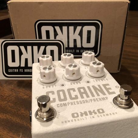 Okko Cocaine Compressor Review