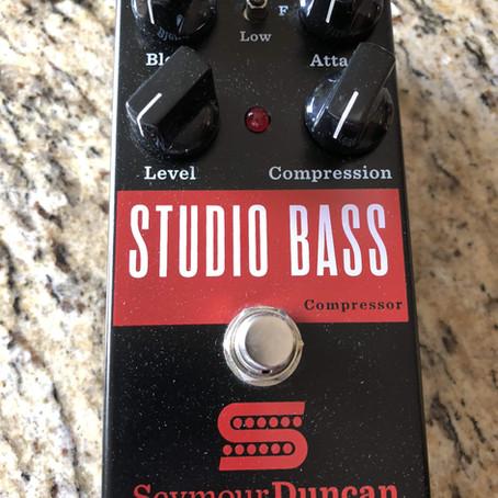 Seymour Duncan Studio Bass Compressor Review