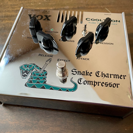 Vox Cooltron Snake Charmer Compressor Review